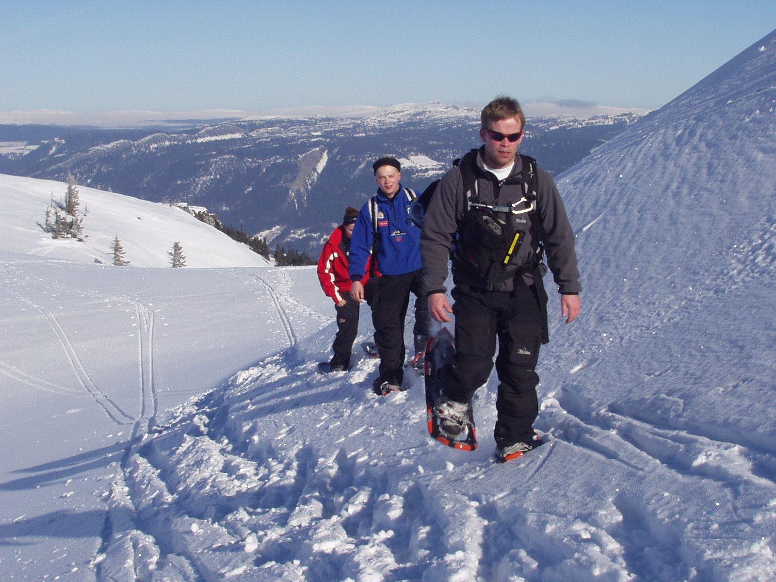© Hafjell Resort, Guidet trugetur i Hafjell