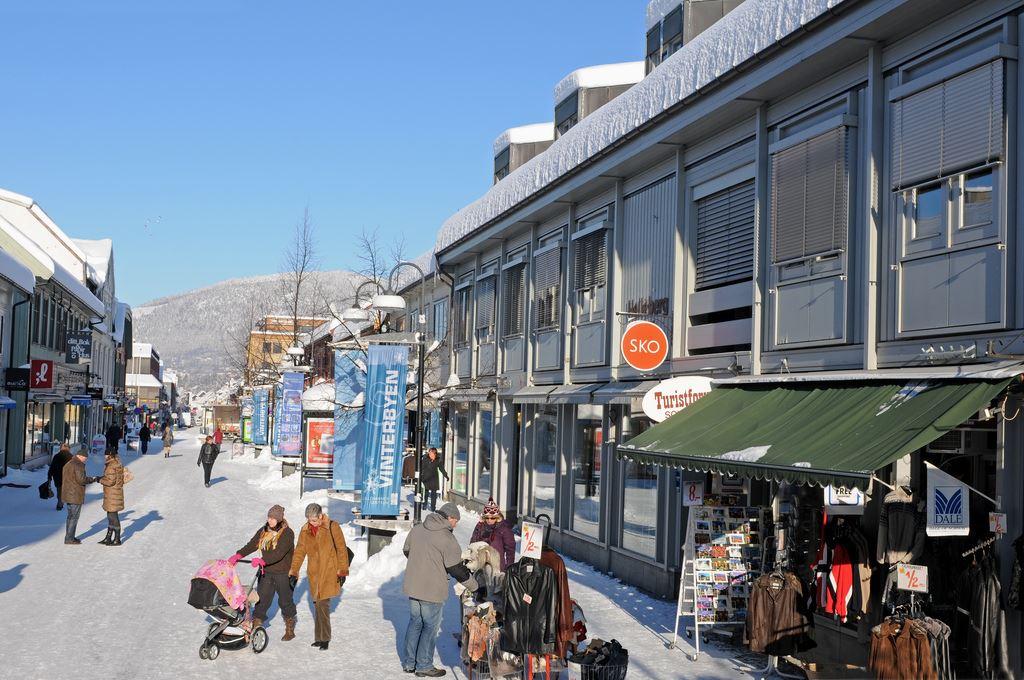 Shopping in Lillehammer