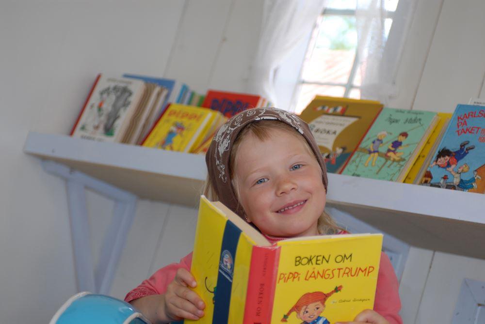 Children's Book Town in Hafjell