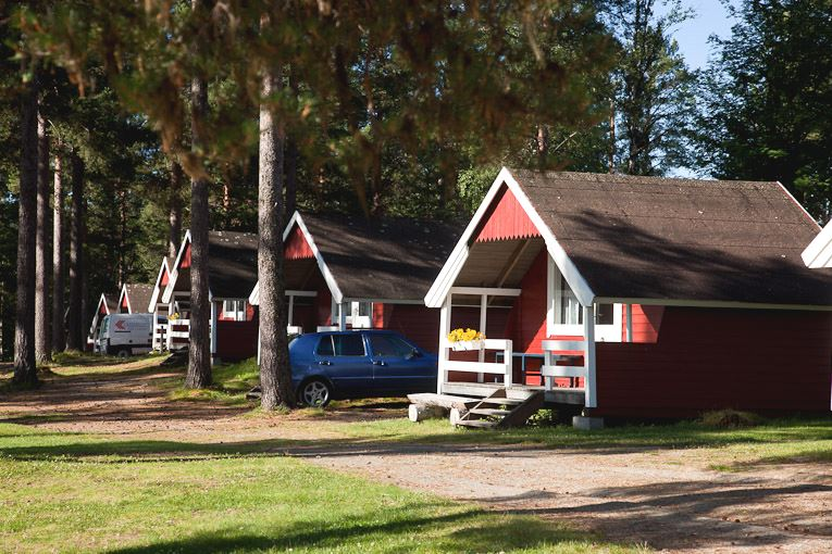 Vemdalens Camping Cottages