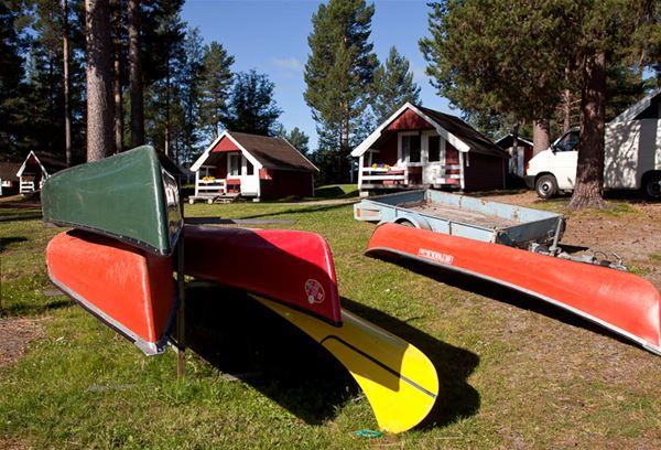 Vemdalens Camping Husvagn/Husbil/Tält