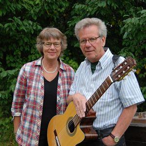 Irene och Robert Johansson på Klintagården