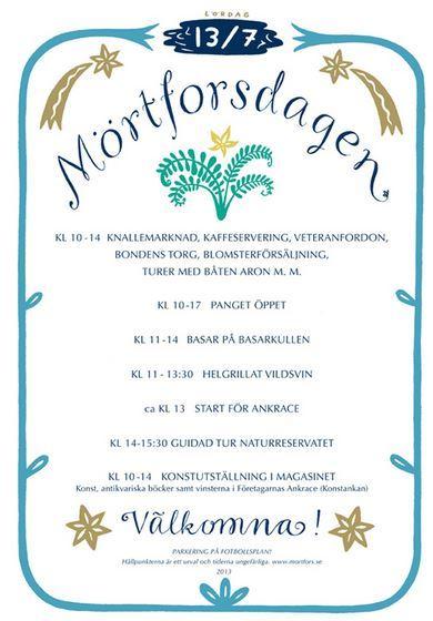 Fair in Mörtfors