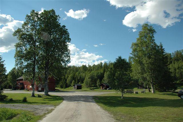 Skogly campsite