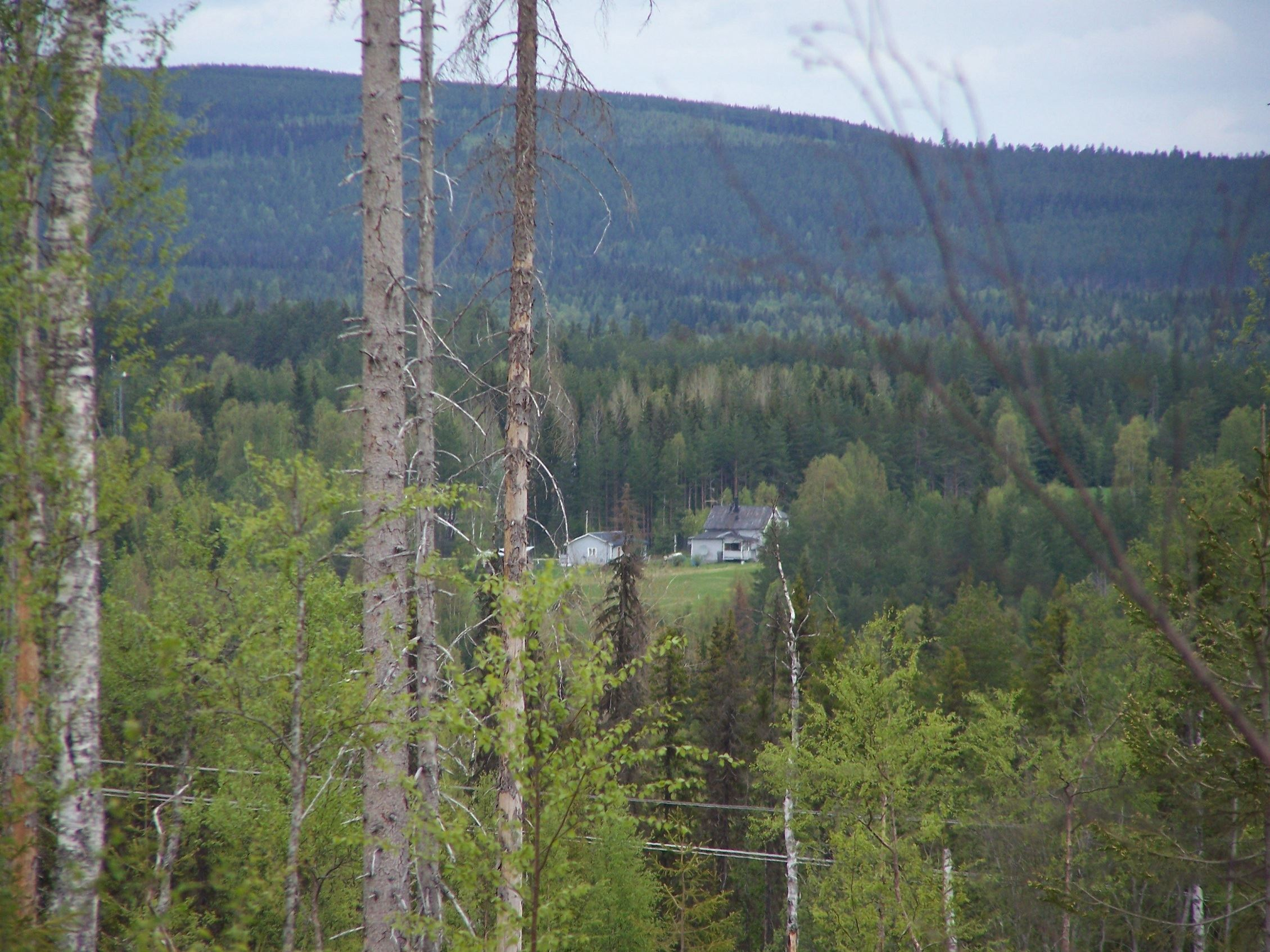 Lillterrsjö Campsite
