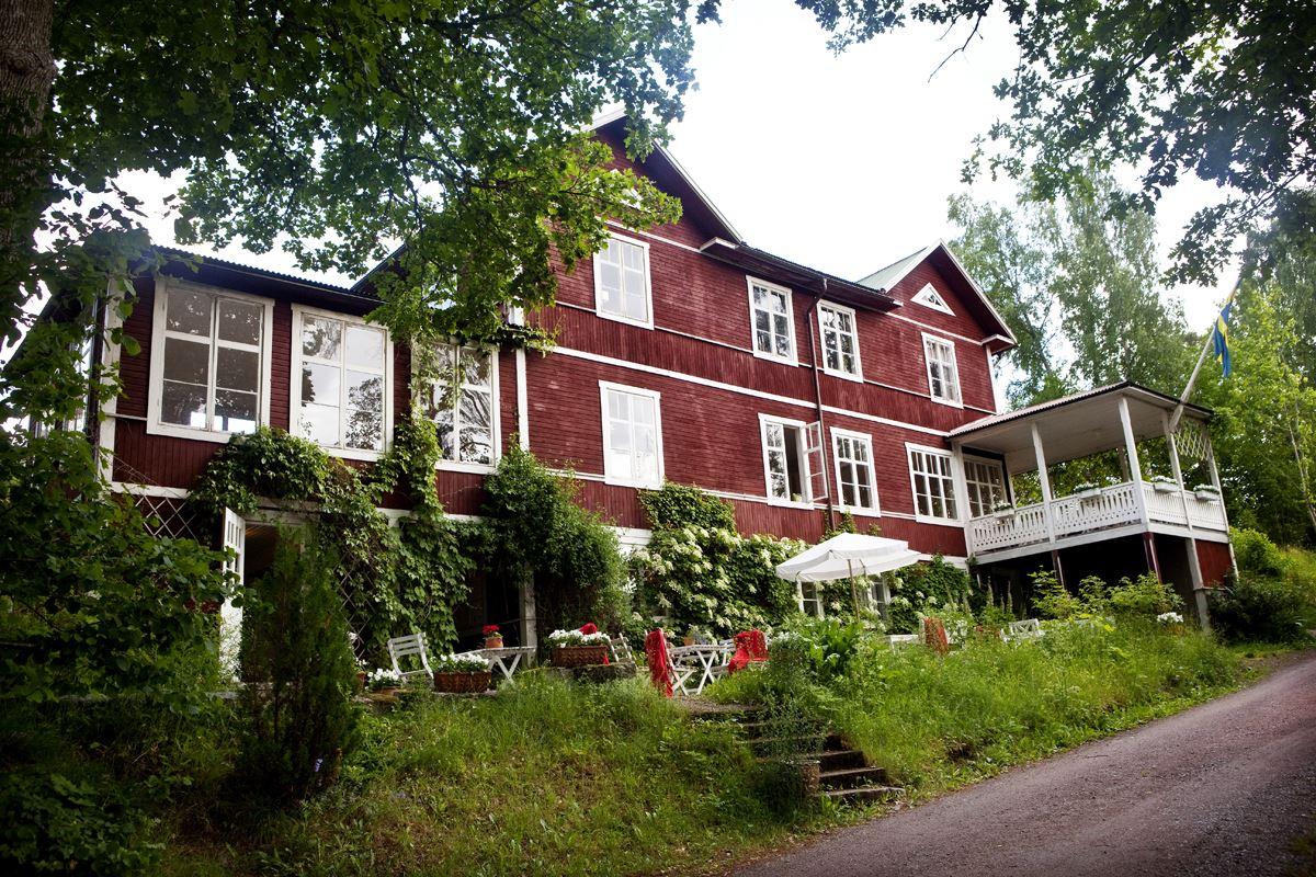 Mörtfors guesthouse