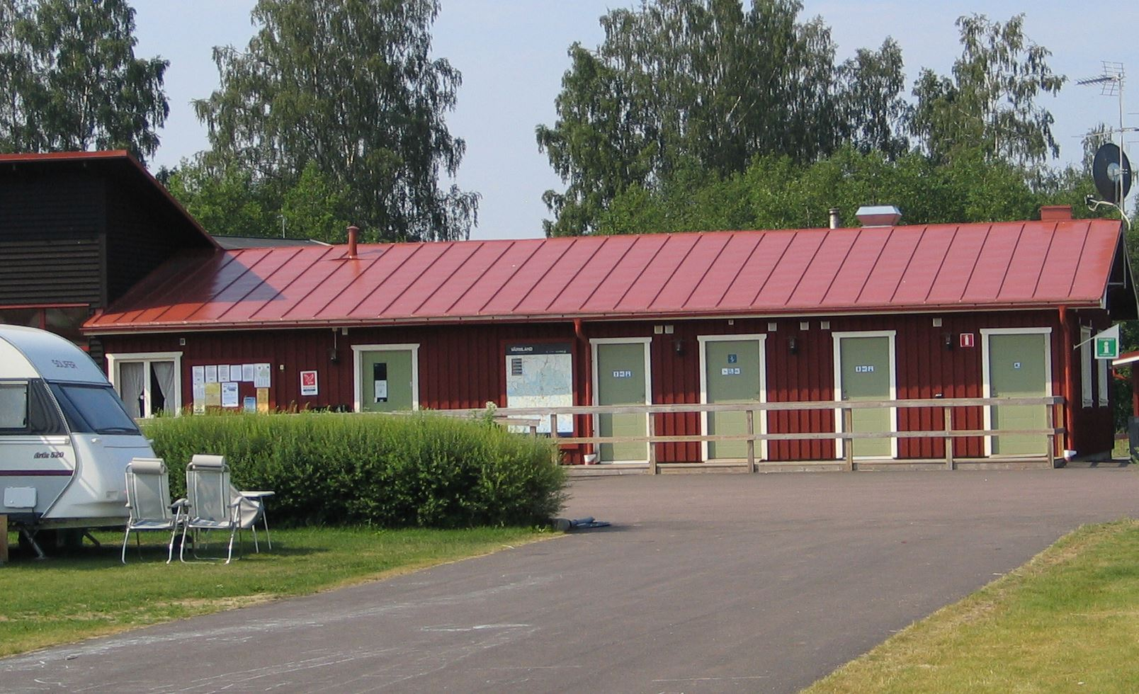 Forshagaforsens Camping/Camping