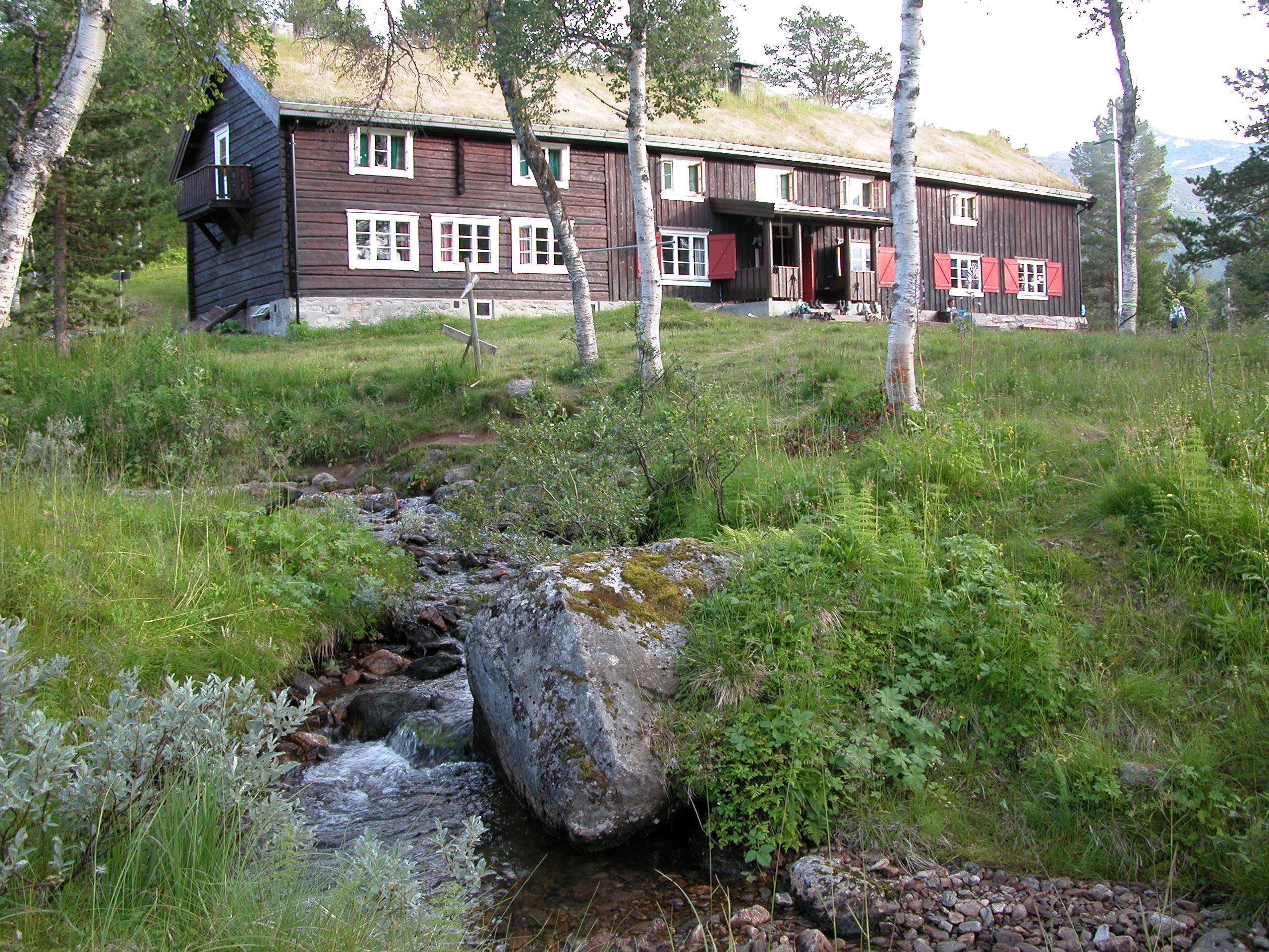 Trollheimshytta