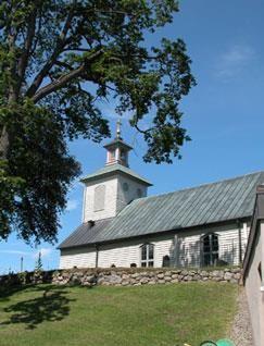 © Älmhults kommuns bildbank, Härlunda kyrka