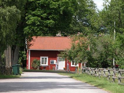 © Älmhults kommuns bildbank, Hembygdsmuseumet, Linnés Råshult