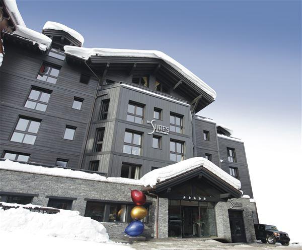 HOTEL LES SUITES DE LA POTINIERE / Tranquility Booking
