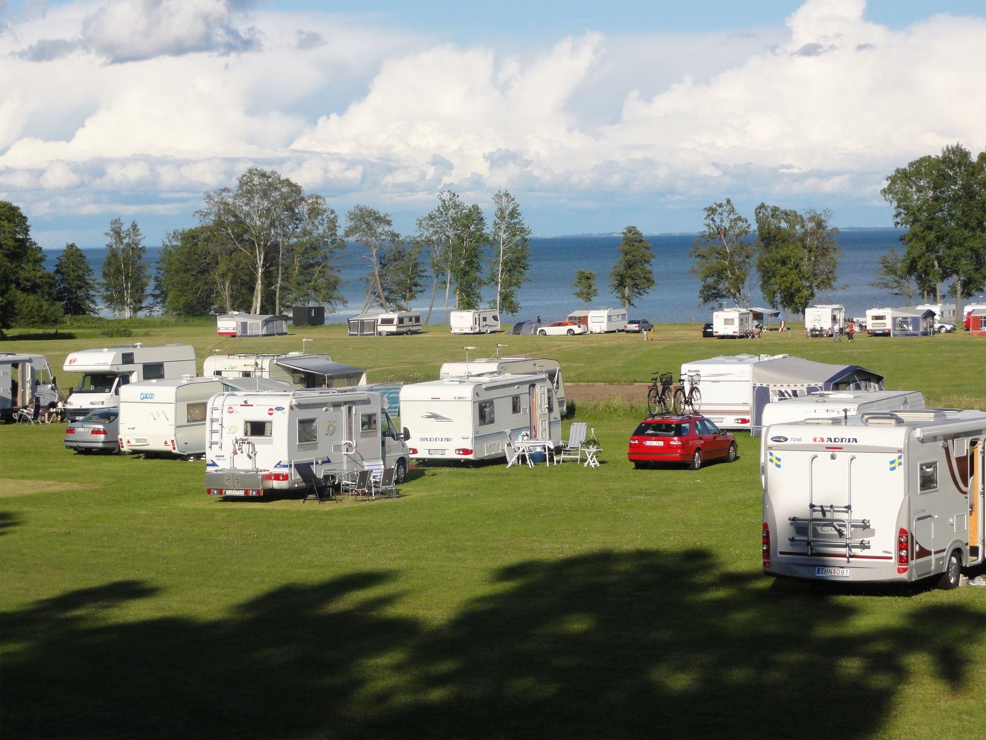 Breviks Camping / Camping