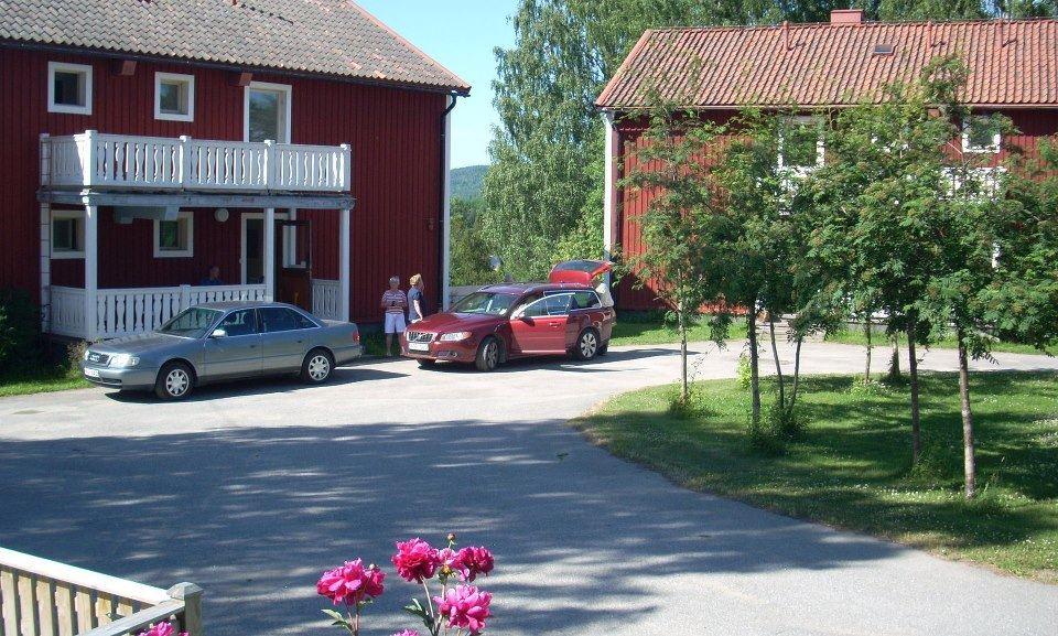 Helsingegården i Järvsö