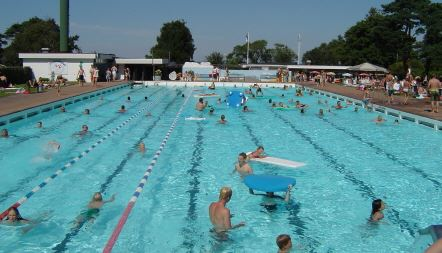 Swim School at Malen, Båstad