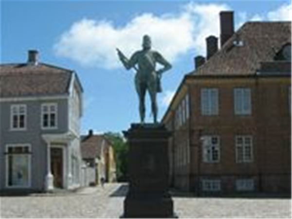 Guided tour of the Old Town in Fredrikstad