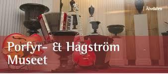 © visitidre.se, Porfyr- & Hagströmmuseet