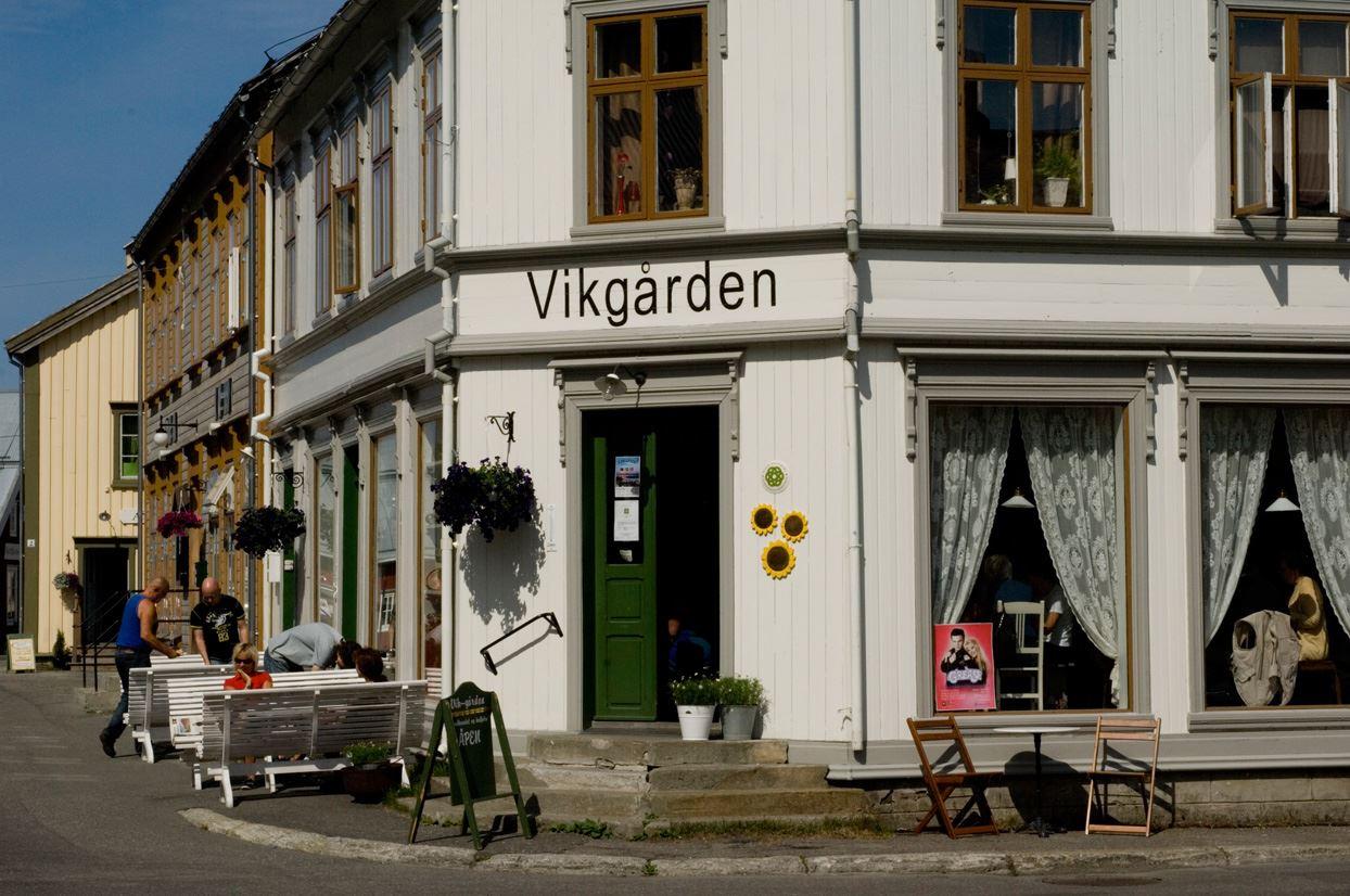 Terje Rakke Nordic Life HR,  © Helgeland Reiseliv , Cafe i Mosjøen