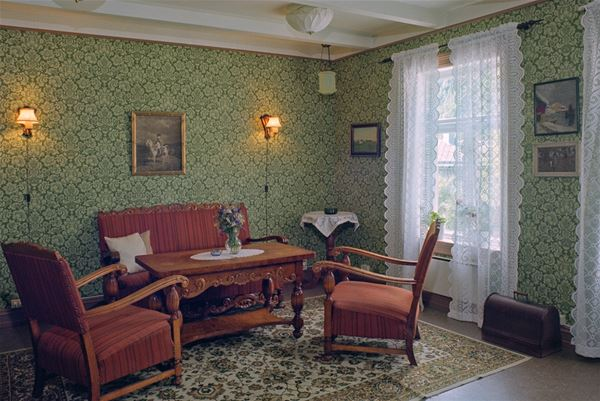 Kulturverkstedet,  © Helgeland Reiseliv, Stue