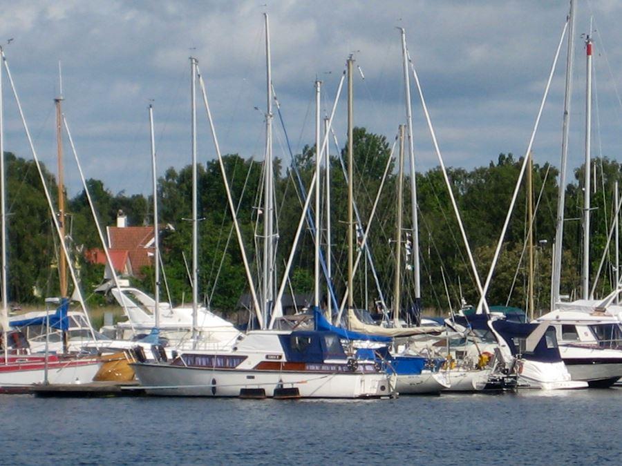 Gästhamn - Ekenäs