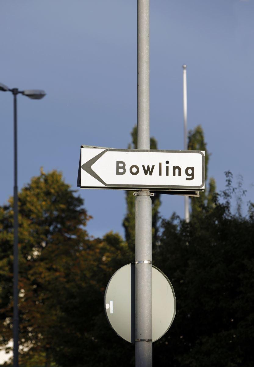 © www.smalandsbilder.se, Bowlingskylt