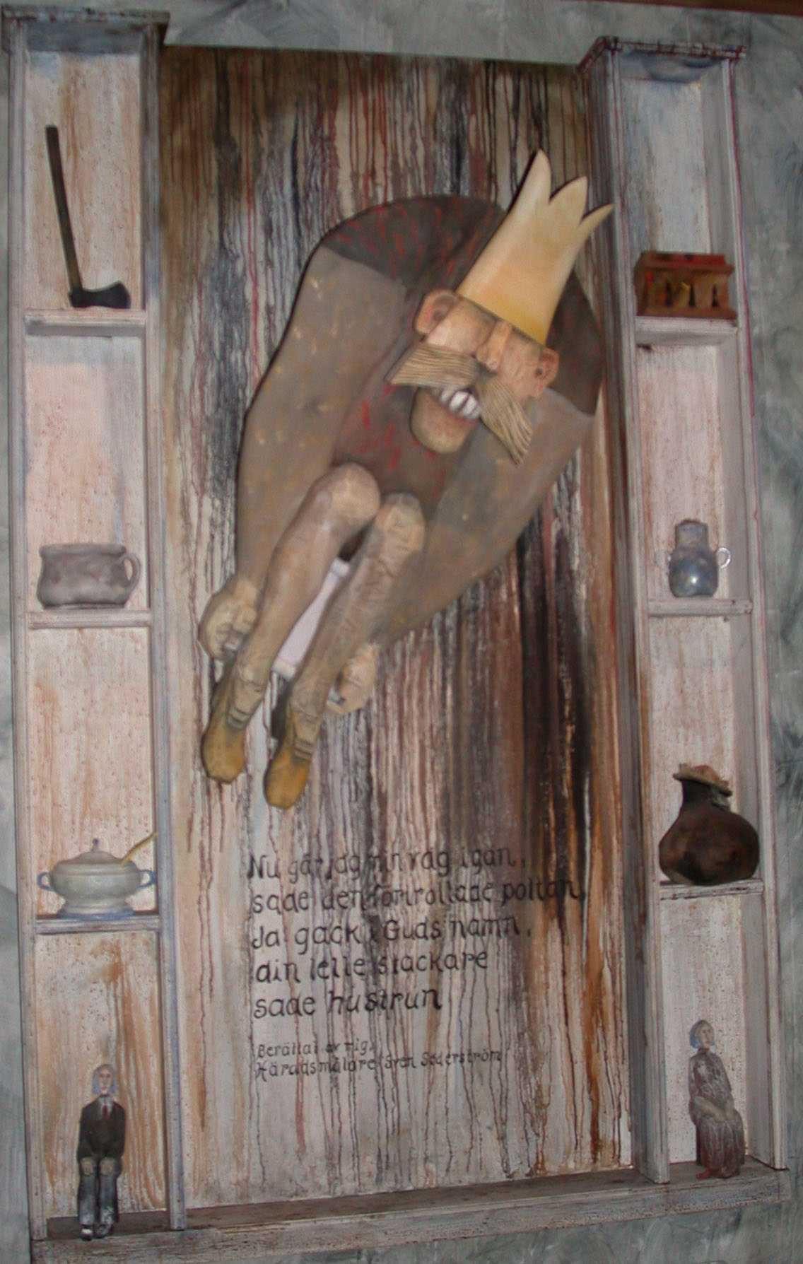 Das Märchenmuseum in Ljungby