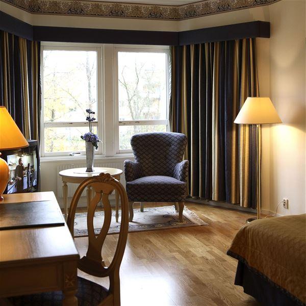 © Hotell Tre Liljor, Hotell tre Liljor