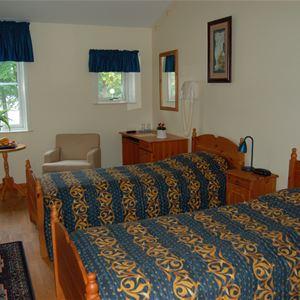 rum på hotellet