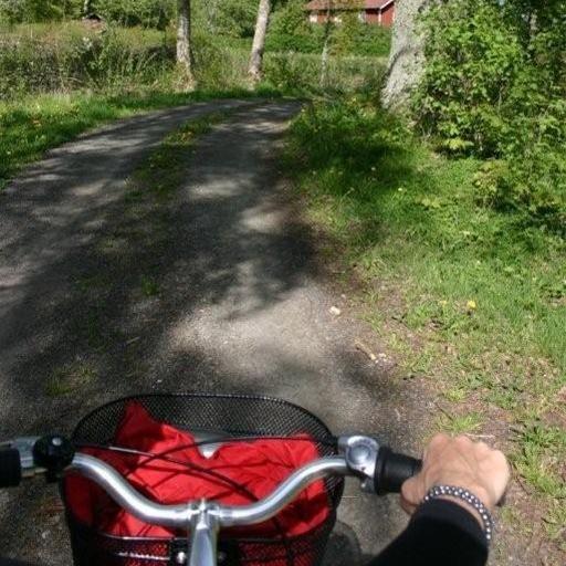 Lars Sahlin,  © Värnamo Näringsliv AB , Cykla i Värnamo Kommun
