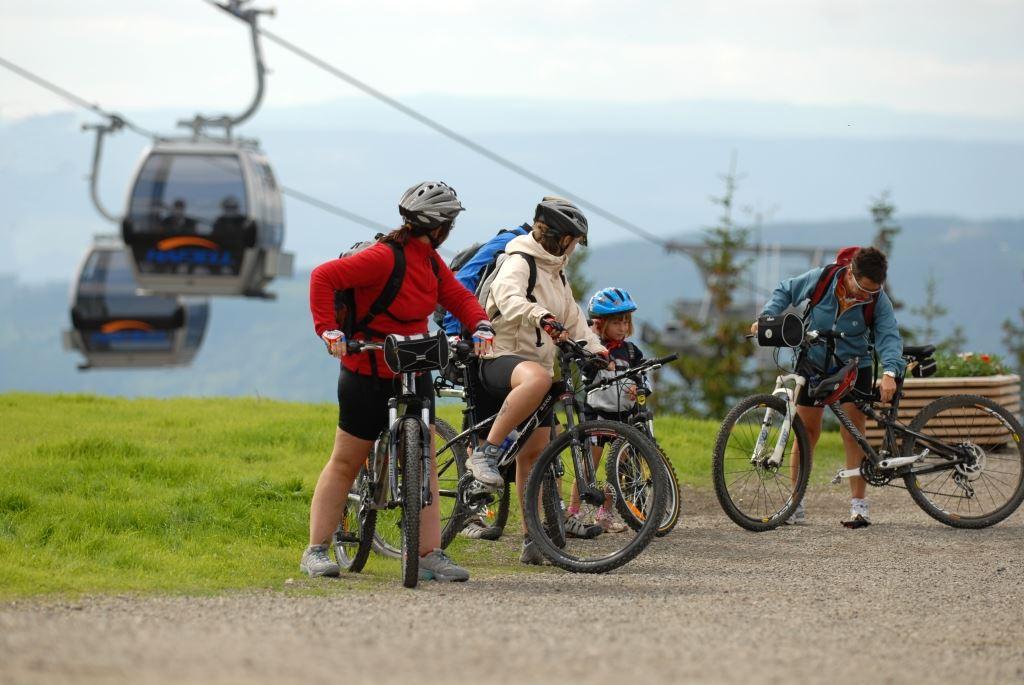 Esben Haakenstad,  © Hafjell Bike Park, Hafjell Bike Park er Norges beste park for terrengsykling.
