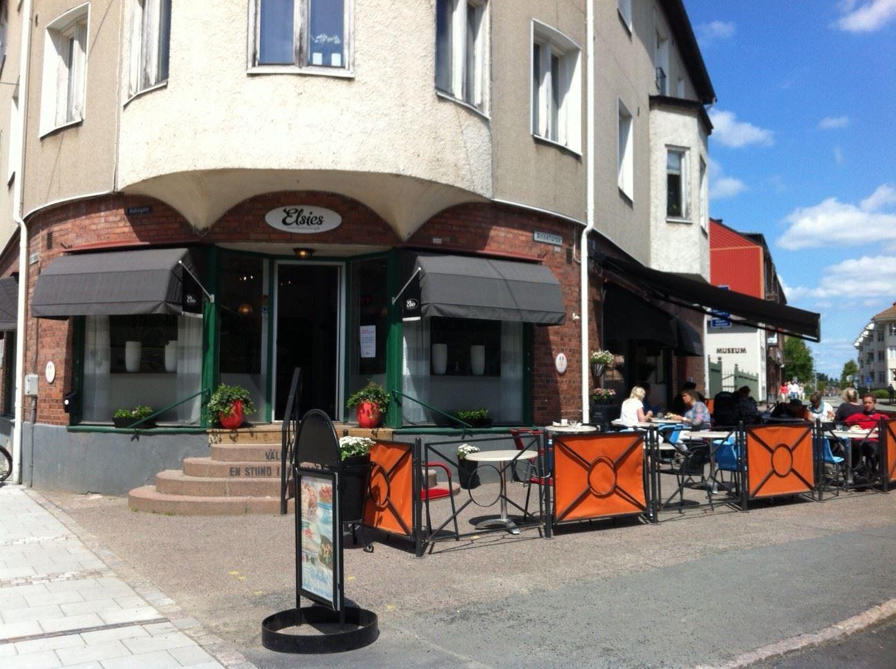 Anette Schildt, Elsies Cafe