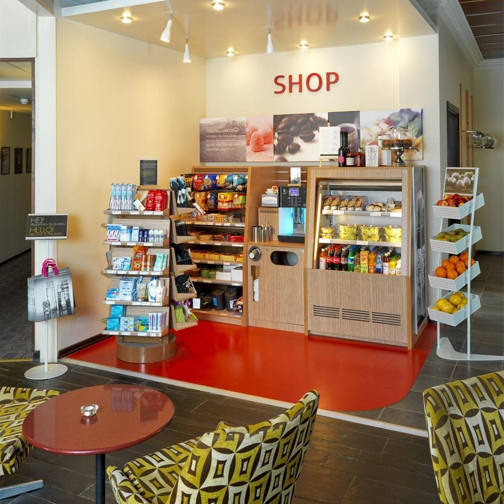 Foto: Stephan Bozic,  © Värnamo Näringsliv AB , Shop på Scandic Värnamo