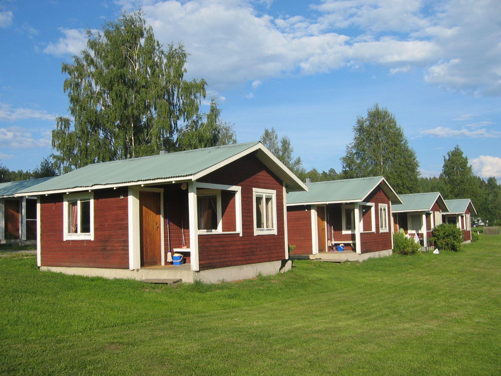 Träporten Camping/Hostel