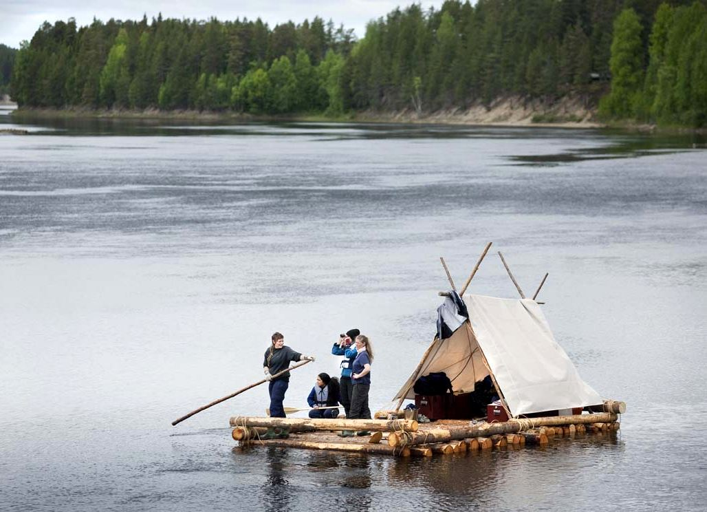Granö Beckasin Lodge/Stugor