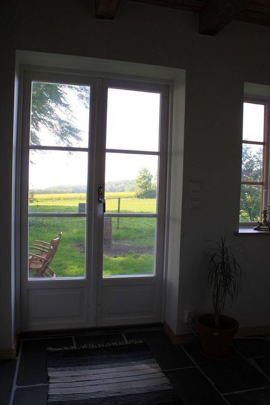 Kristine Barner, Gårdshus på hästgård, Kullaberg