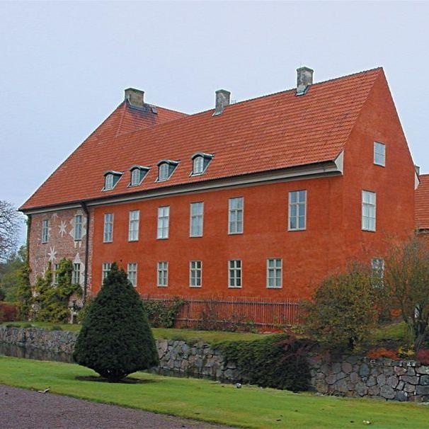 Cecilia Thell, Krapperups slott