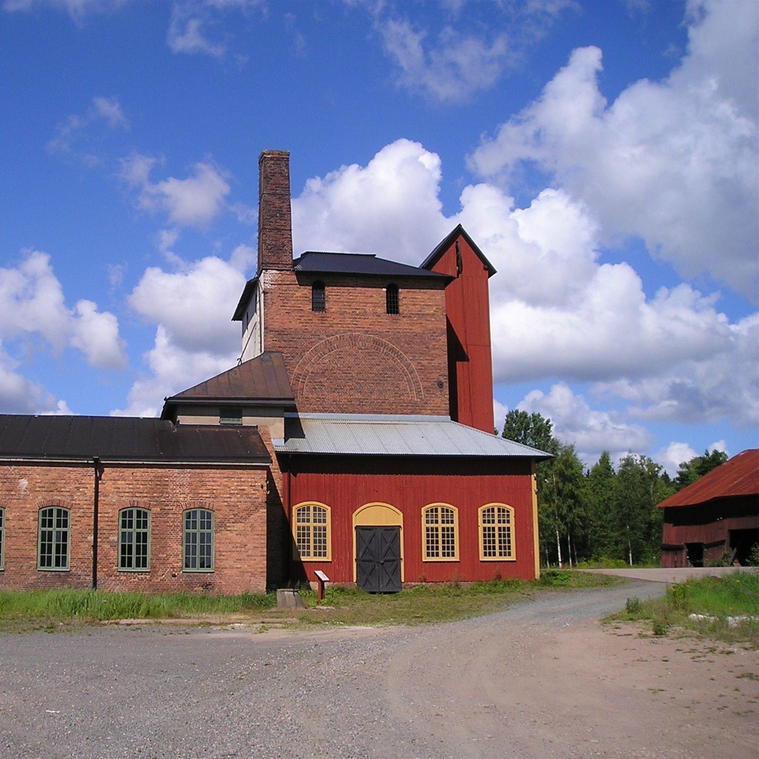 © Värnamo Näringsliv AB , Café Åminne Bruk