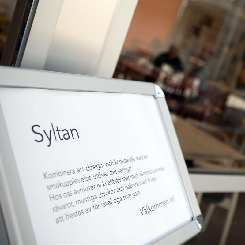 Foto: Smålandsbilder.se,  © Värnamo Näringsliv AB, Syltan café och restaurang