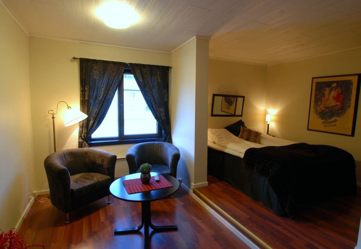 Mosjøen Hotell,  © Helgeland Reiseliv, Mosjøen Hotell