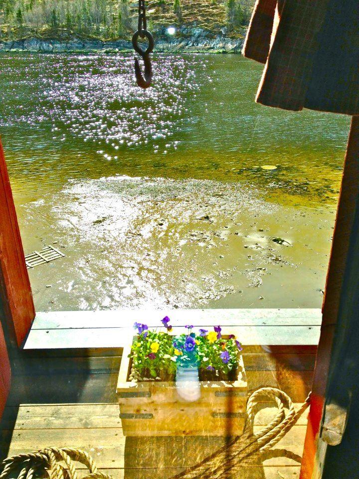 Ane Rypdal,  © Helgeland Reiseliv, Utsikt fra hotellrommet