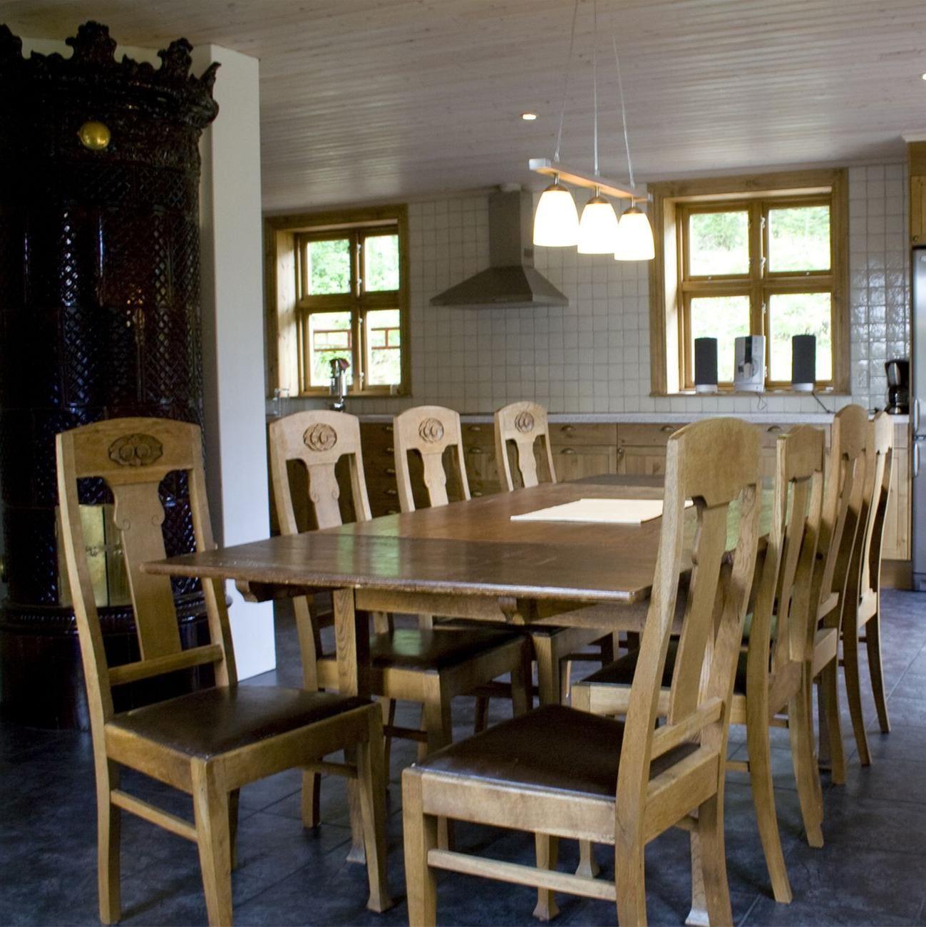 Cottage: Hagaberg, Stable: Nygård