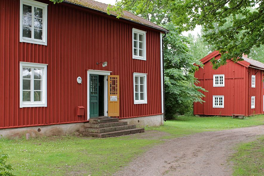 Åsa Johansson,  © Eksjö turistbyrå, Qvarnarps Byggnadsvårdsbutik