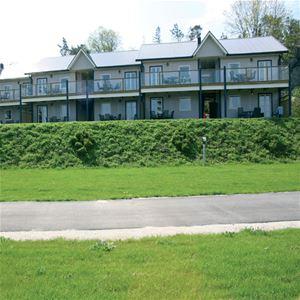 Kneippbyns Resort Visby. 4 km söder om Visby.