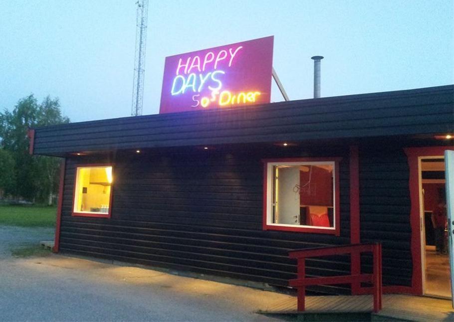 Happy Day's Diner