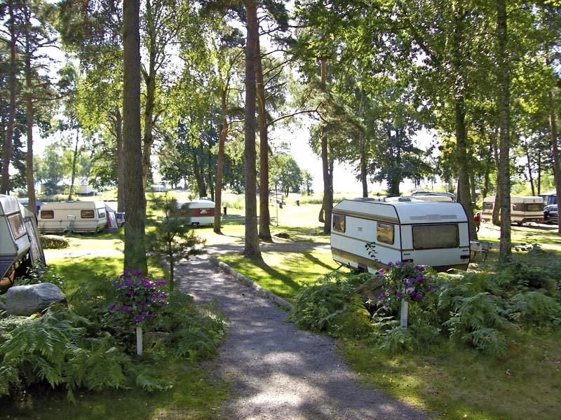 Alholmens Bad & Camping/Camping