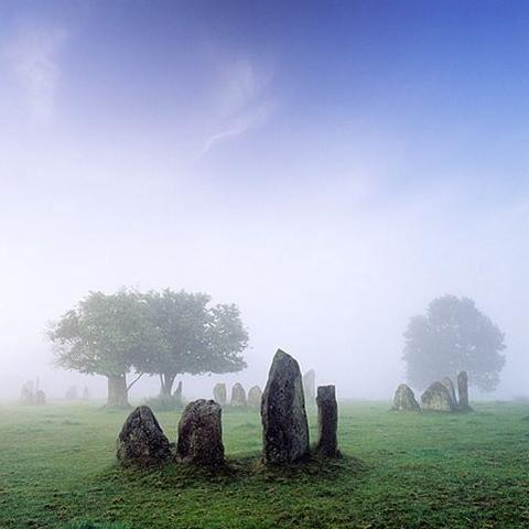 Stainabjär burial field / Gravfältet Stainabjär