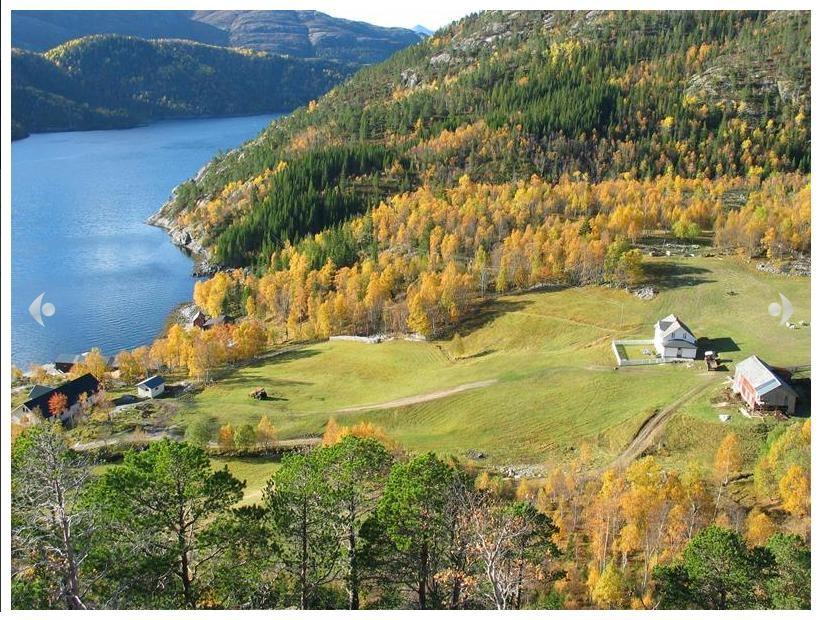Bønå Villmarkssenter,  © Bønå Villmarkssenter, Bønå Wilderness Centre