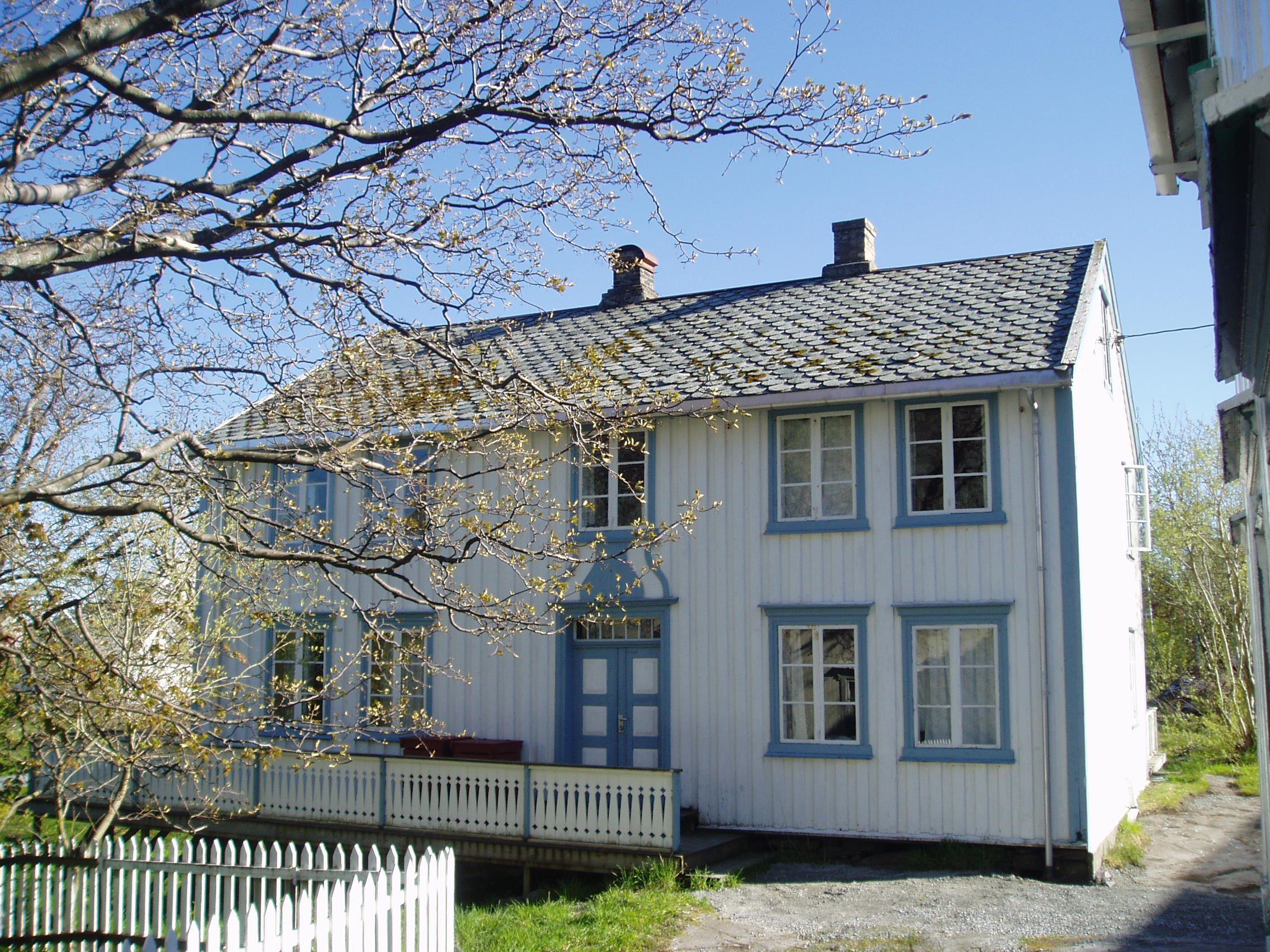 © Å-Hamna Rorbuer, Å Hostel