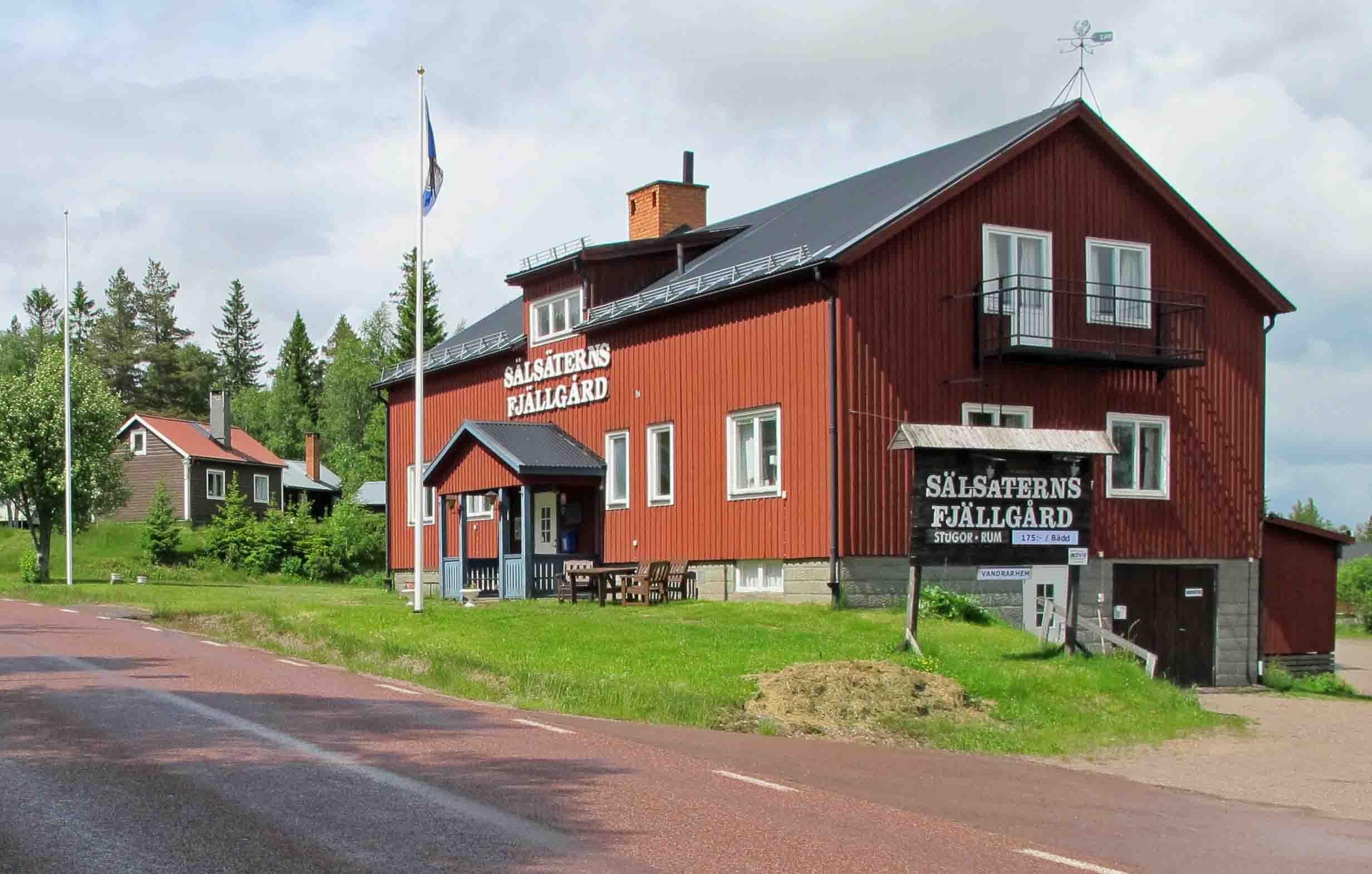 Sälsäterns Fjällgård - Vandrarhem Sälen, SVIF