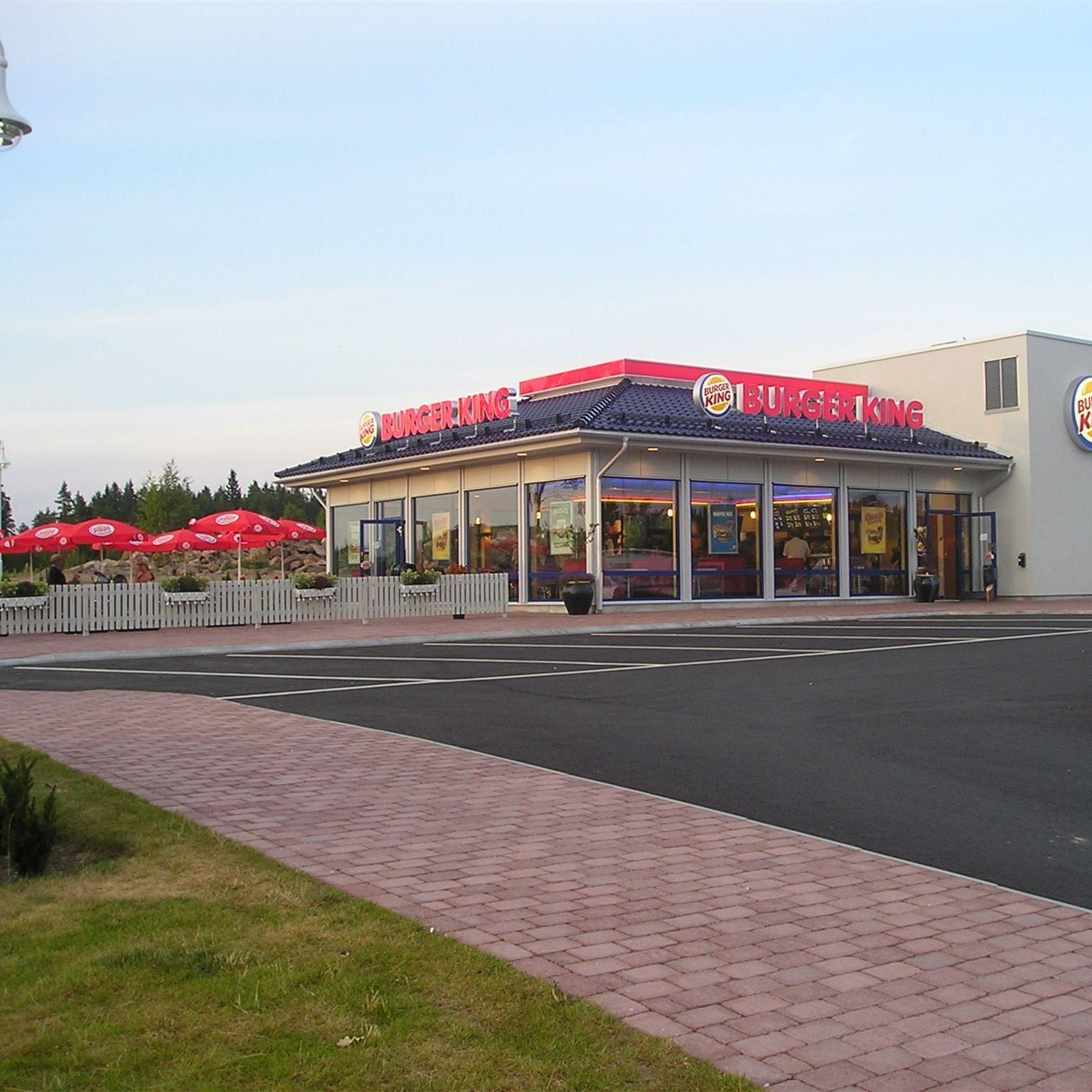© Värnamo Näringsliv AB , Burger King