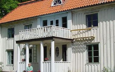 Liljenäs Natur & Fritid - bo i stuga